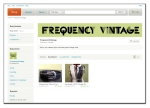 Frequency Vintage Up & Running!